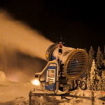 New and clean snow cannons for your ski resort