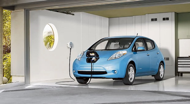 Nissan Leaf was the electric vehicle which formed the basis of the study.