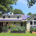 Bigger and more energy efficient homes in the U.S.