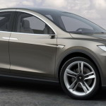 Massive revamp of the Tesla showrooms for the debut of the Model X