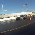 Tesla S P85D vs. Audi R8 5.2 V10 in a funny Drag Race