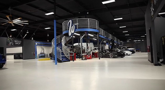 West Coast Customs Switched To Led Lighting