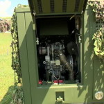 NATO is testing hybrid systems that use renewable energy resources