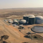 BMW Plant Rosslyn, South Africa produces biogas from recycled waste