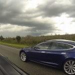 Tesla S P90D Ludicrous vs Tesla S P85D Insane in a new Drag Race