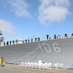 The US Navy considers biofuels more interesting than foreign oil
