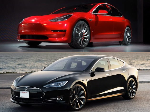 What Are The Differences Between A Tesla Model S And The