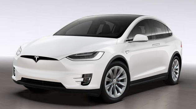tesla model x becomes now a more affordable electric suv. Black Bedroom Furniture Sets. Home Design Ideas