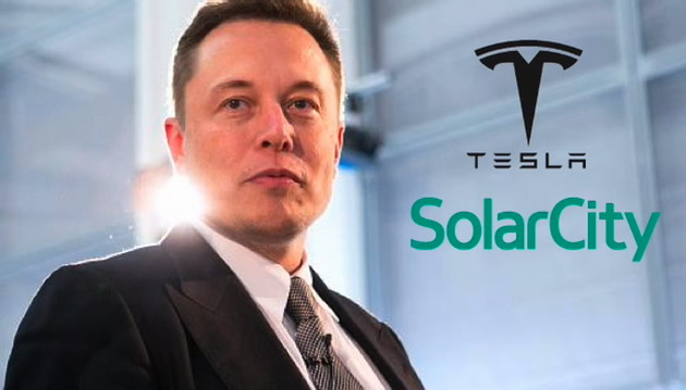 Solarcity Is Now The Property Of Tesla Motors
