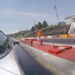 Tesla S P90D wins against a Nissan GTR and a Tesla S P85D in a new drag race