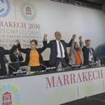 COP22 – Cutting Greenhouse Gas Emissions is an Irreversible Process