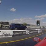 Tesla Model X P90D Ludicrous humiliates a Ferrari 458 Italia in a new Drag Race