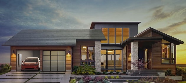 The house of the future will produce and store its own energy.