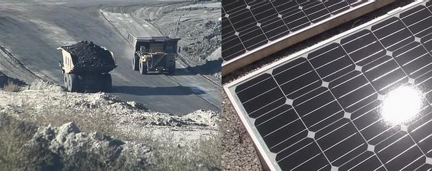 coal or solar