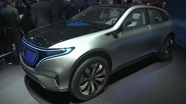 Daimler electric