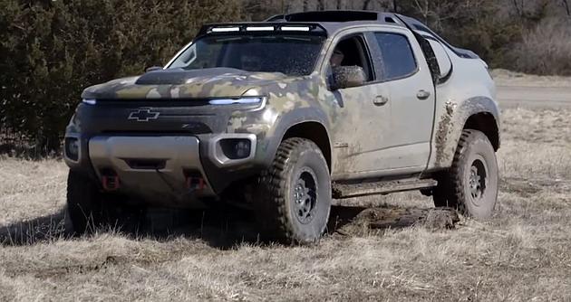 Chevrolet ZH2