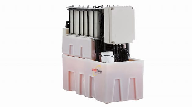 Redflow batteries