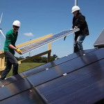 Solar wins over coal in the U.S. despite Trump's efforts to revive the coal sector