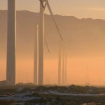 Can China and India develop their renewable energy infrastructure to reduce pollution?
