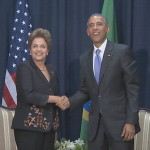 The U.S. and Brazil agreed to restore the forest and increase the share of renewables in their energy mix by 2030