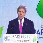 The U.S. is committed to reach an agreement on climate at COP21