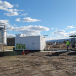 The city of Grand Junction in Colorado uses human waste to power its vehicles