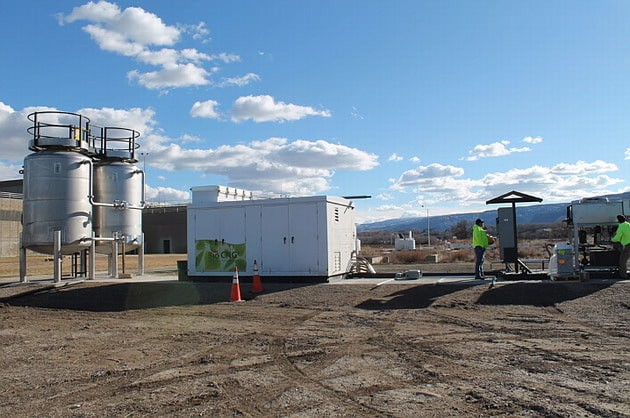 Natural Gas Uses For Waste Treatment