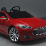 Tesla Model S For Children