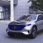 Mercedes EQ can be a Tesla Model X killer?