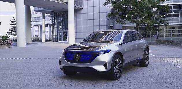 Mercedes-Benz EQ.