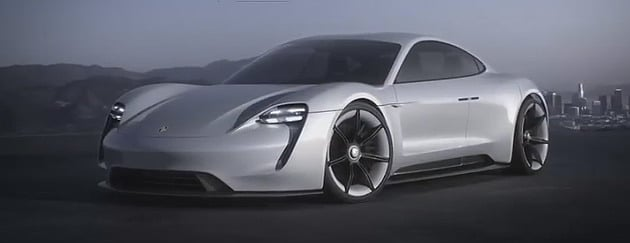 porsche plans to sell 20 000 electric cars per year starting with 2019. Black Bedroom Furniture Sets. Home Design Ideas