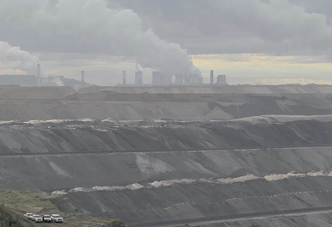 The climate plan agreed by Germany will phase-out the coal industry.