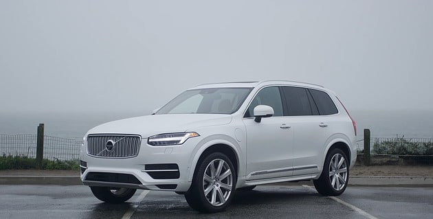 top 5 hybrid vehicles available in early 2017 volvo xc90 t8 hybrid. Black Bedroom Furniture Sets. Home Design Ideas