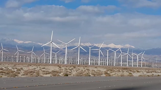The Largest Wind Farm In The U S To Be Built To Serve
