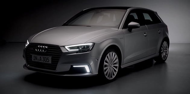 Top 5 Hybrid Vehicles Available In Early 2017 Audi A3 Sportback E Tron
