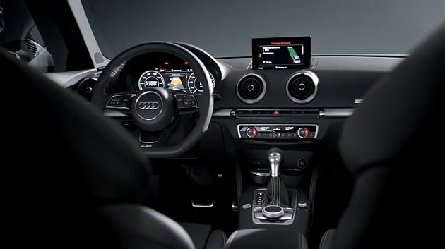 Audi A3 E Tron Interior - Floors & Doors | Interior Design