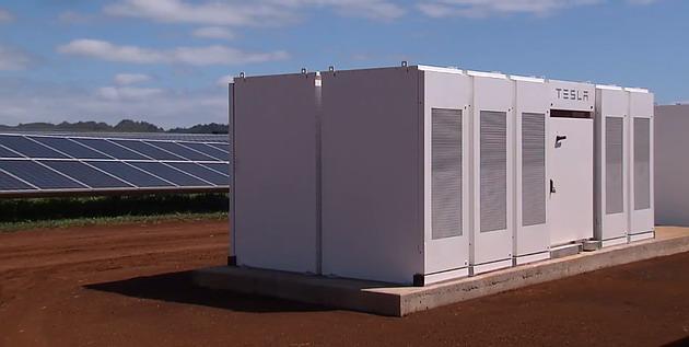 Kauai Island solar power system