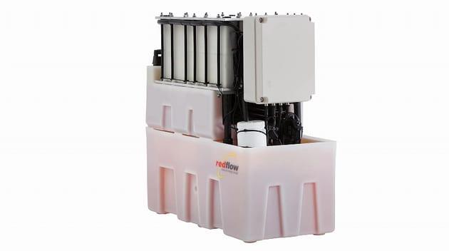 Redflow batteries
