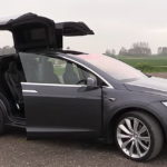 Tesla Model X is the first SUV that receives the 5-Star Crash Rating from NHTSA