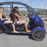 Arcimoto SRK Is One Of The Most Affordable Electric Vehicle On The Market