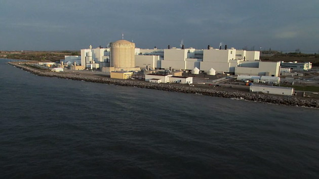 Modern nuclear power plant