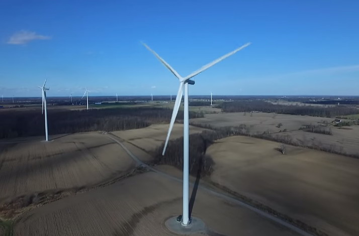 wind energy is part of the future