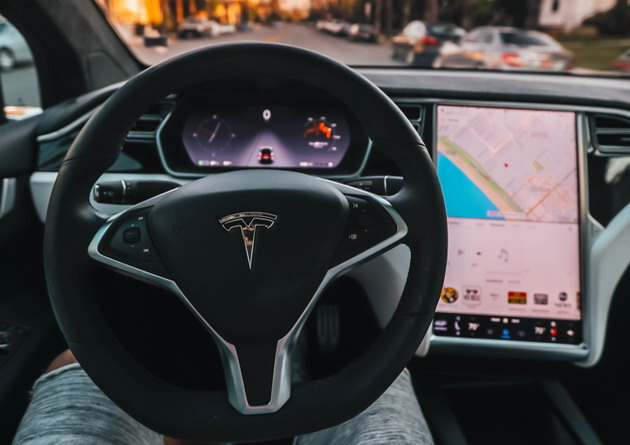 Long trips with a Tesla